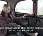 FakeTaxi – Scottish blonde with an enormous ass
