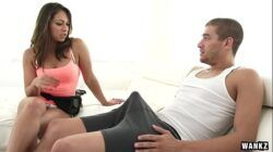 Pizza Delivery Babe Sara Cums in 30 Minutes or Less! HD