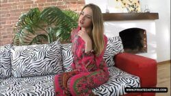 Milana Fox Has a Casting Couch Encounter…