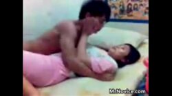 Young Malaysian Couple Having Great Sex